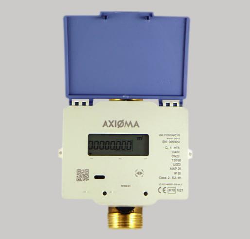 Ultrasone Watermeters