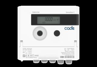 Compteur d'énergie thermique avec module de calcul pour l'application chaleur/frigorifique